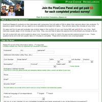 pinecone website