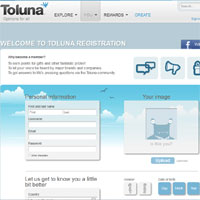 Toluna Canada Surveys Website