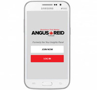 angus reid phone surveys
