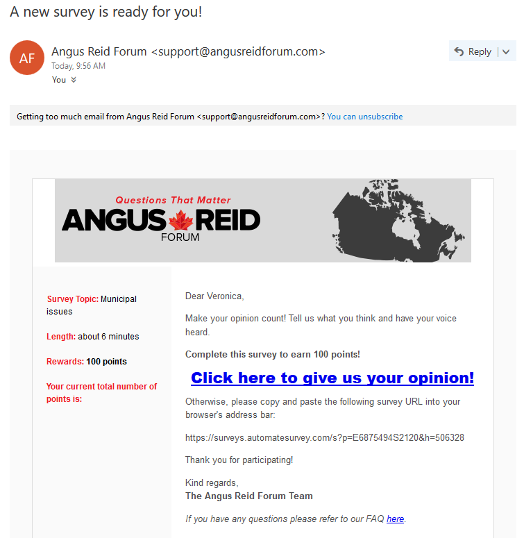 angus reid surveys