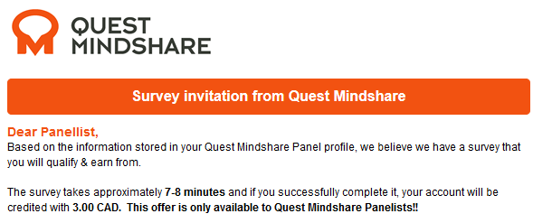 mindshare surveys new panel quest mindshare canadian paid surveys 4552